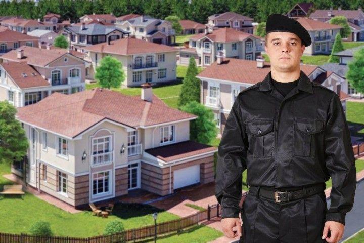 Охрана дач и дачных посёлков
